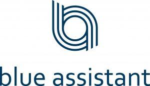 blue assistantロゴ